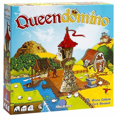 Queendomino Game - STEAM Kids Brisbane