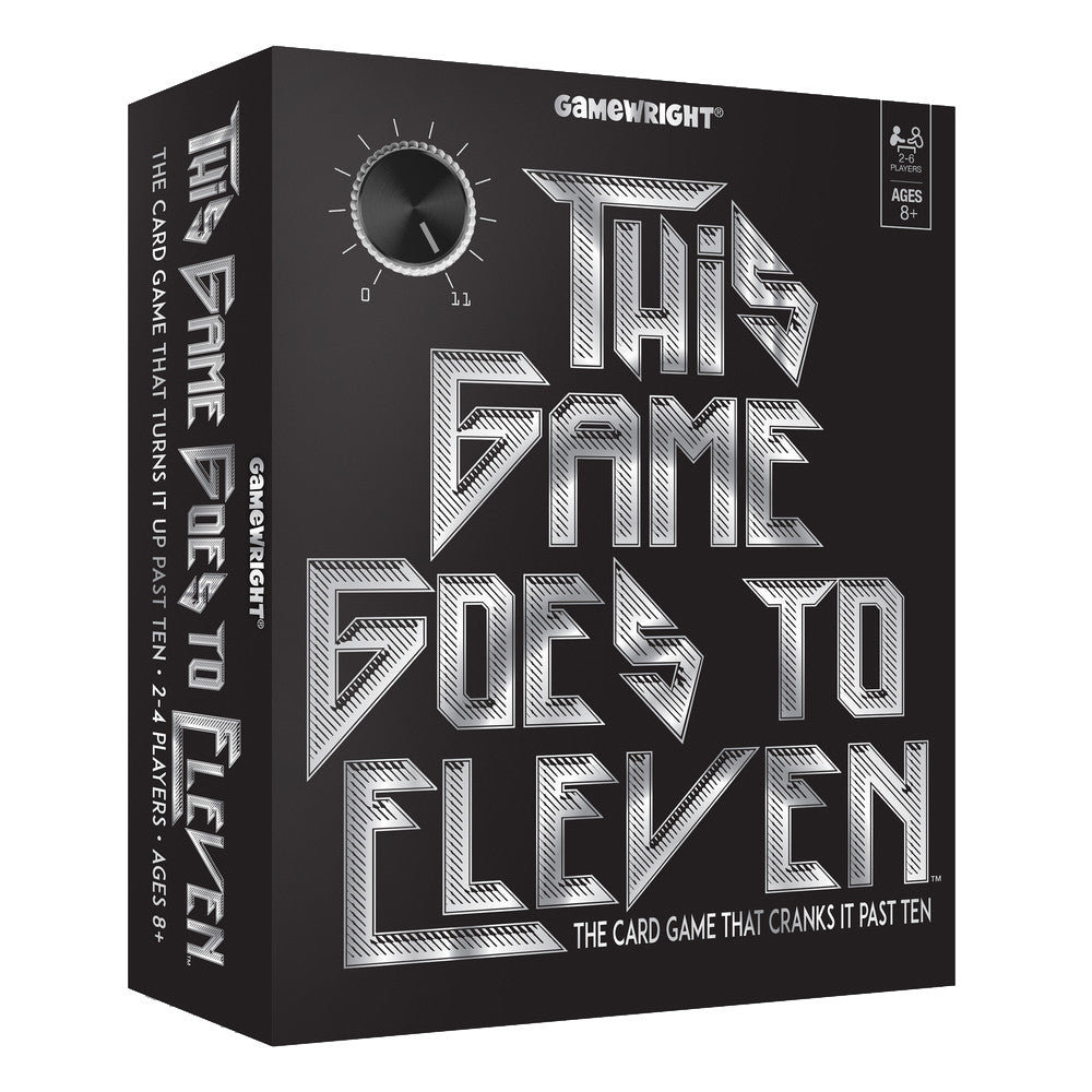 This Game Goes to Eleven - STEAM Kids