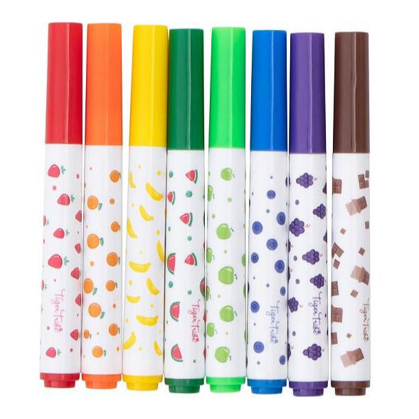 Tiger Tribe Scented Markers - STEAM Kids Brisbane