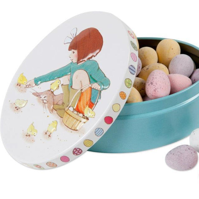 Belle & Boo Easter Tin - Blue - STEAM Kids Brisbane