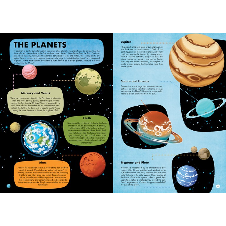 Travel, Learn and Explore. From the Earth to the Moon - STEAM Kids