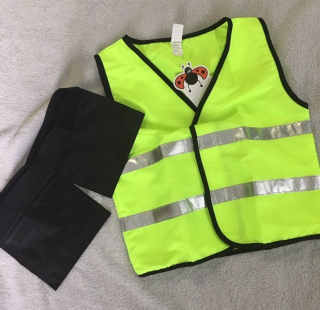 Construction Worker Vest and Belt Dress Up - STEAM Kids Brisbane