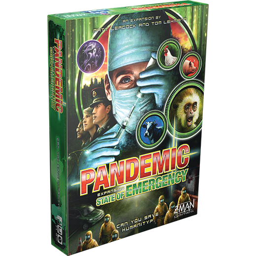 Pandemic {Expansion} State of Emergency - STEAM Kids