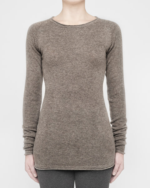 Soft Mole - Fitted Raglan