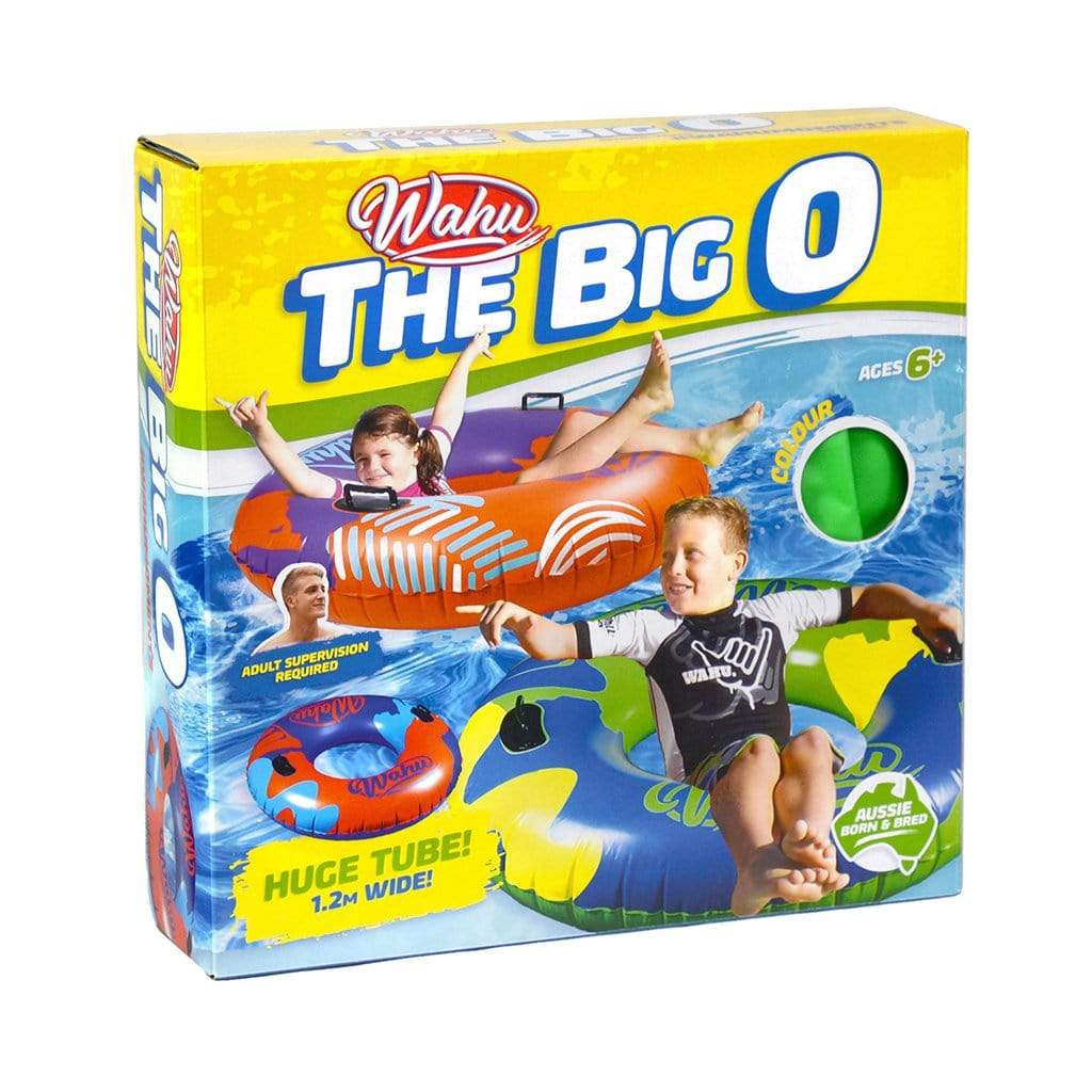 Wahu The Big O Inflatable Tube Pool