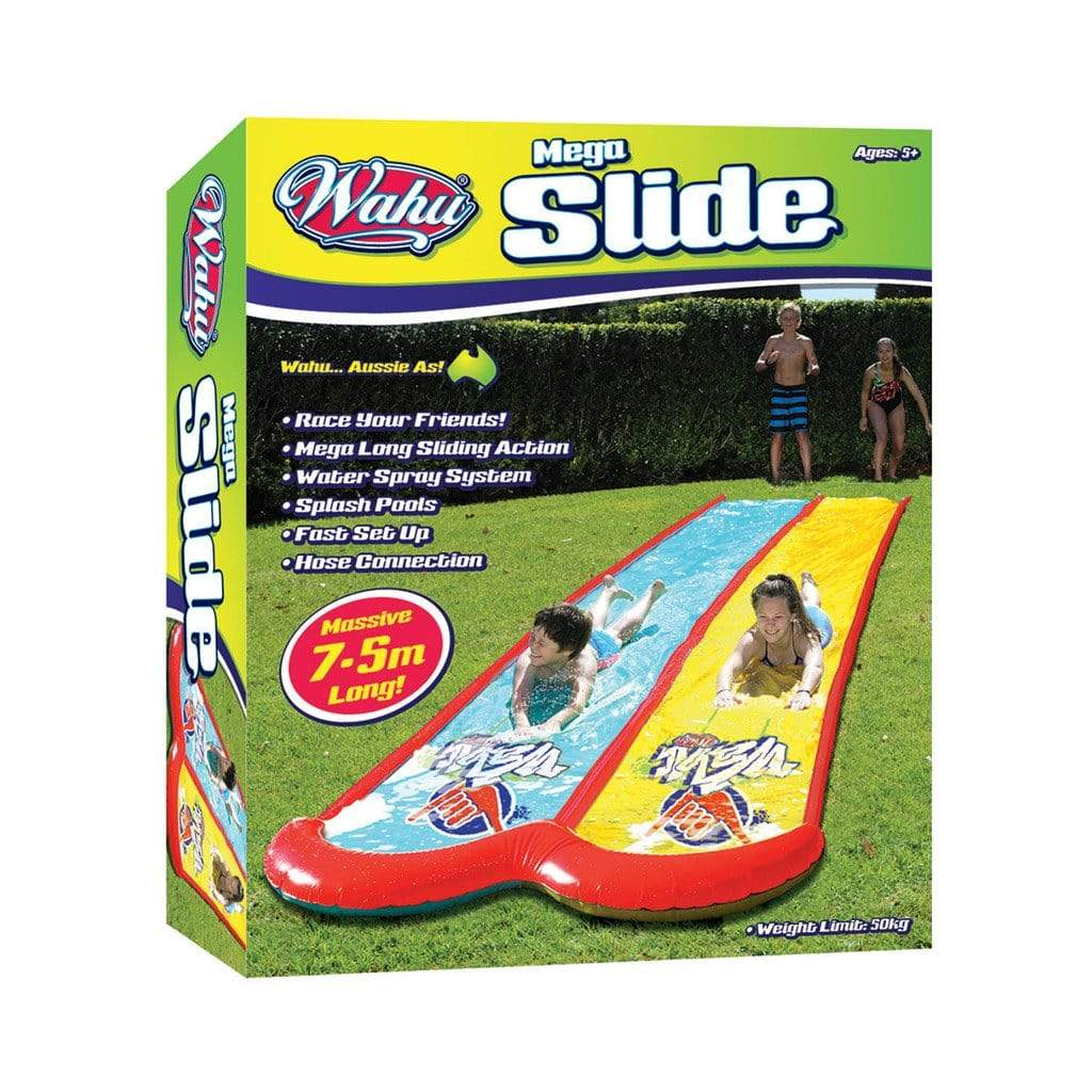 Products Wahu Mega Slide 7.5m Double
