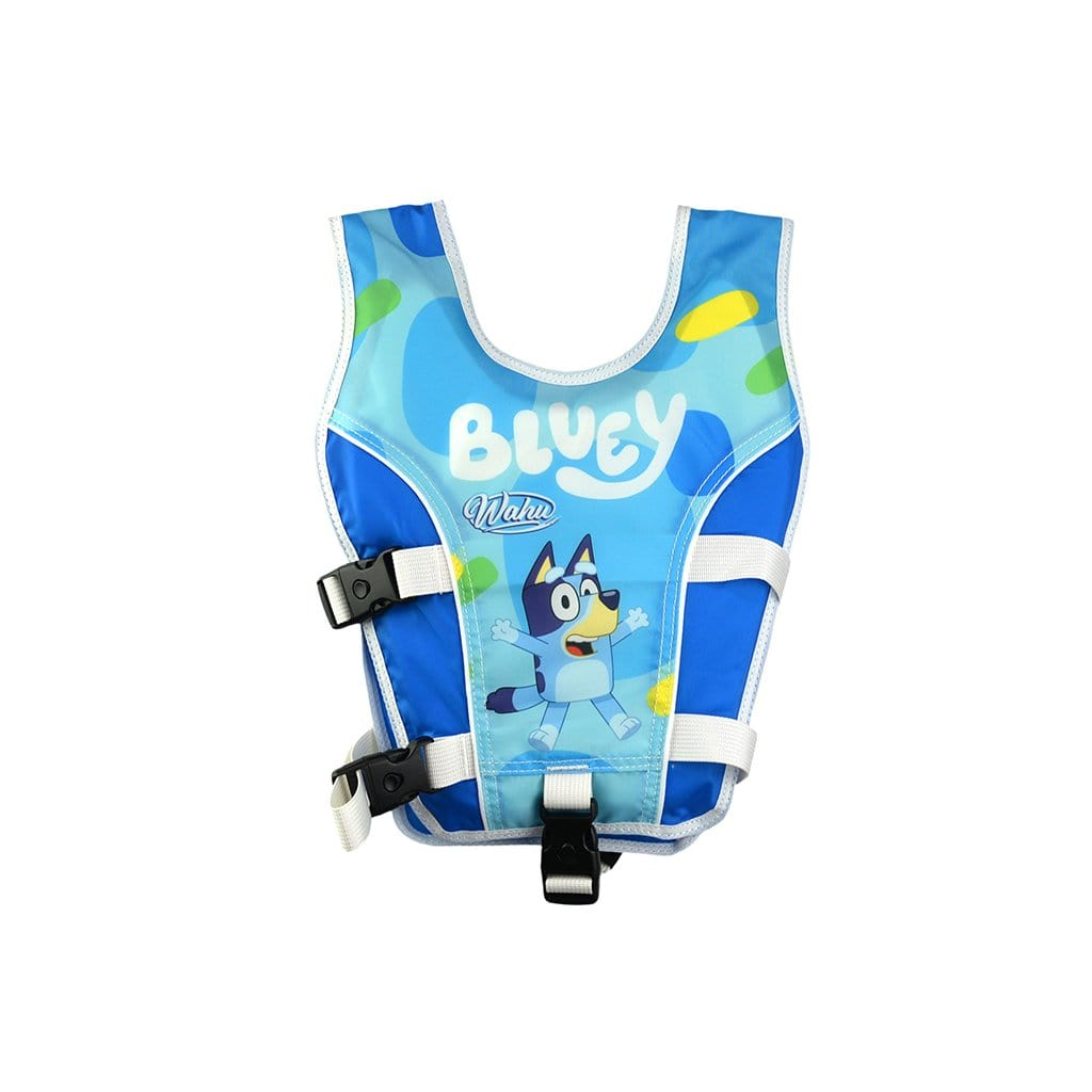 Wahu Small Bluey Swim Vests Assortment
