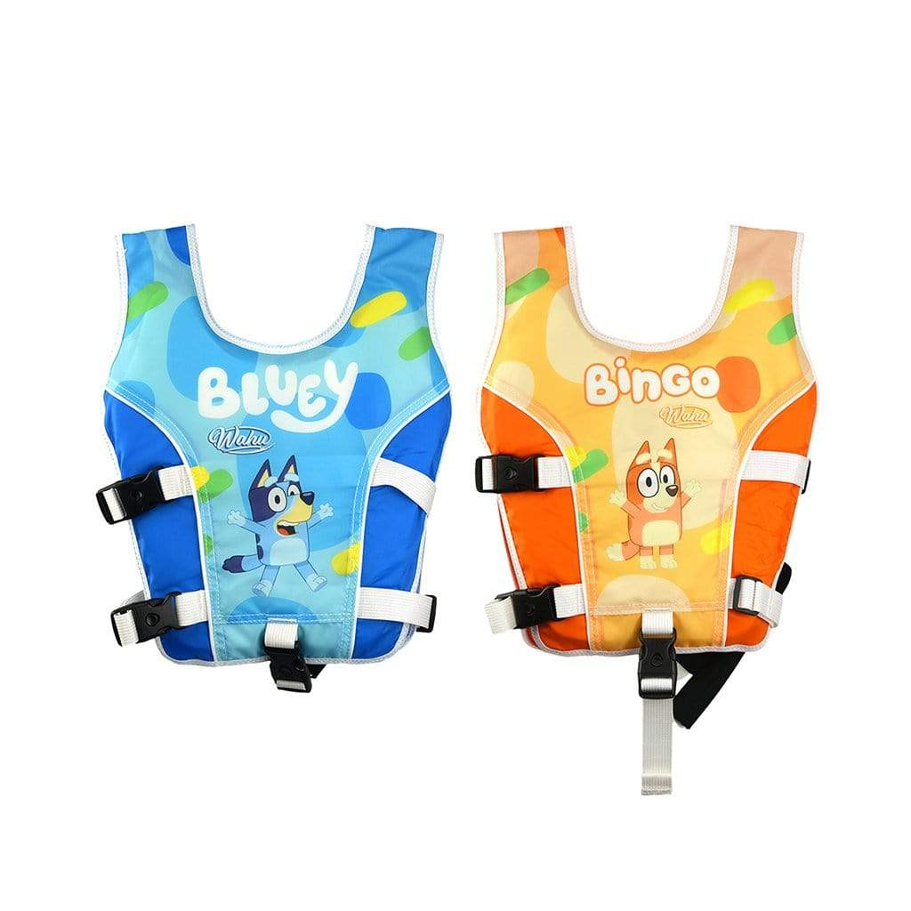 Wahu Medium Bluey Swim Vests Assortment