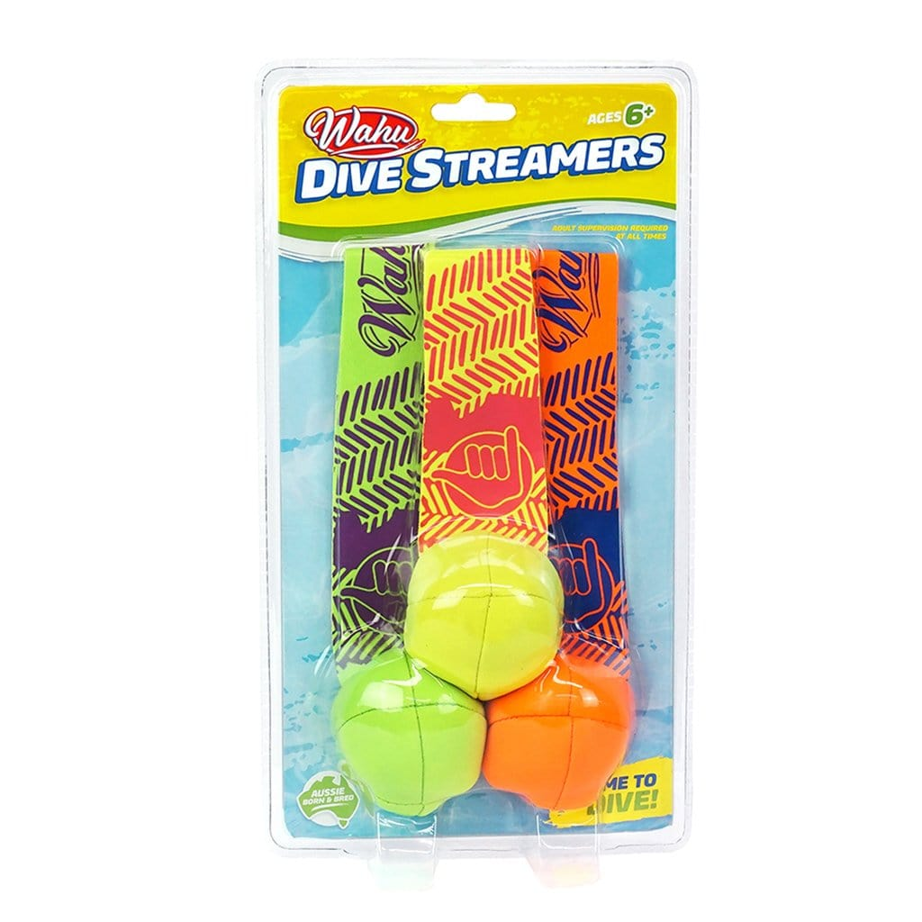 Wahu Dive Streamers