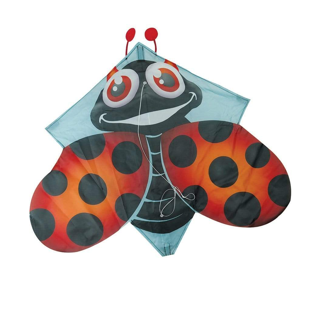 Wahu Diamond Kite Lady Bug