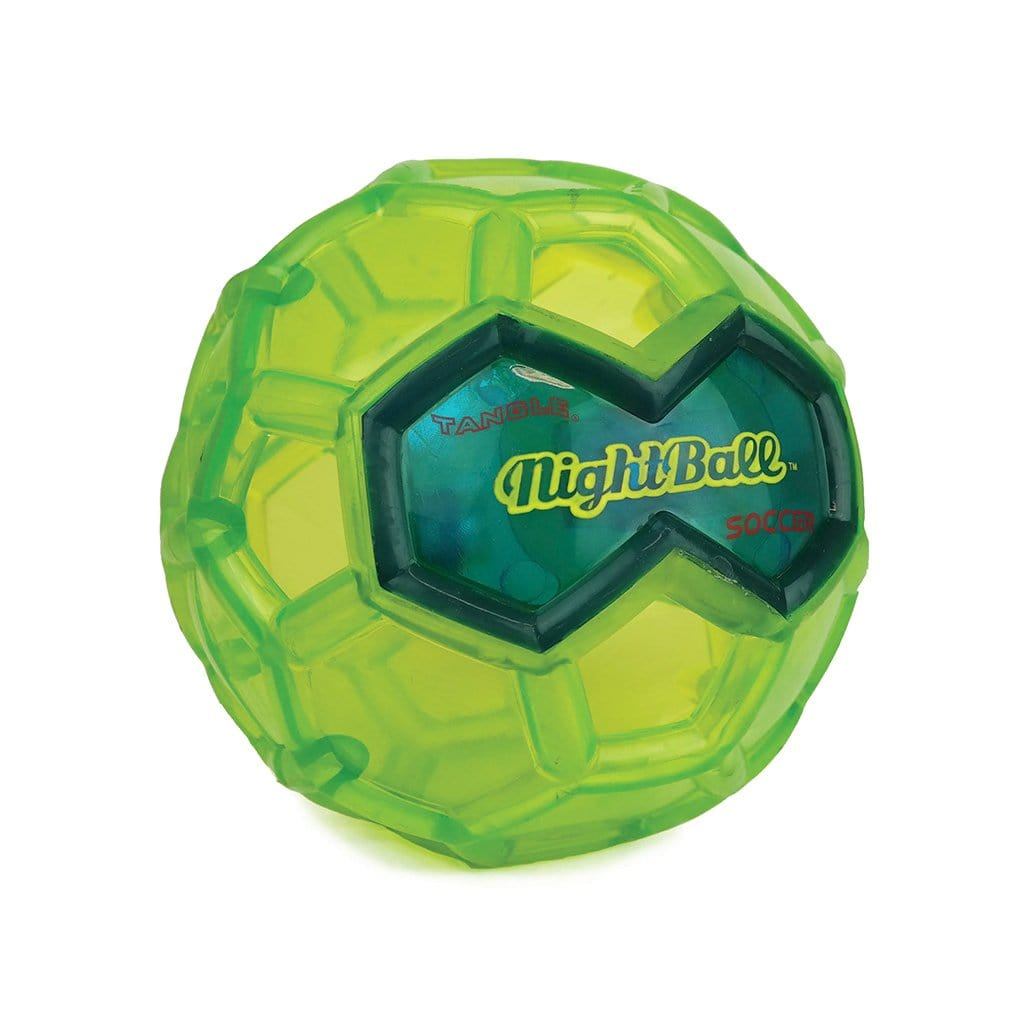 Britz N Pieces Nightball Soccer Ball Assorted