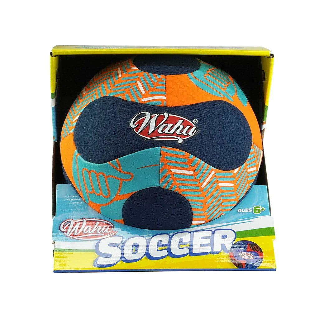Wahu Soccer Ball Neoprene Orange