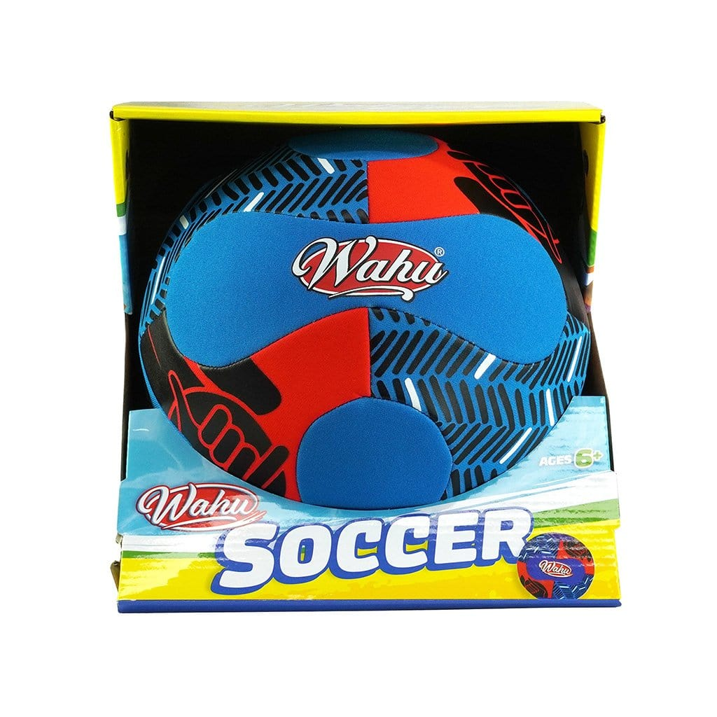 Wahu Soccer Ball Neoprene Red