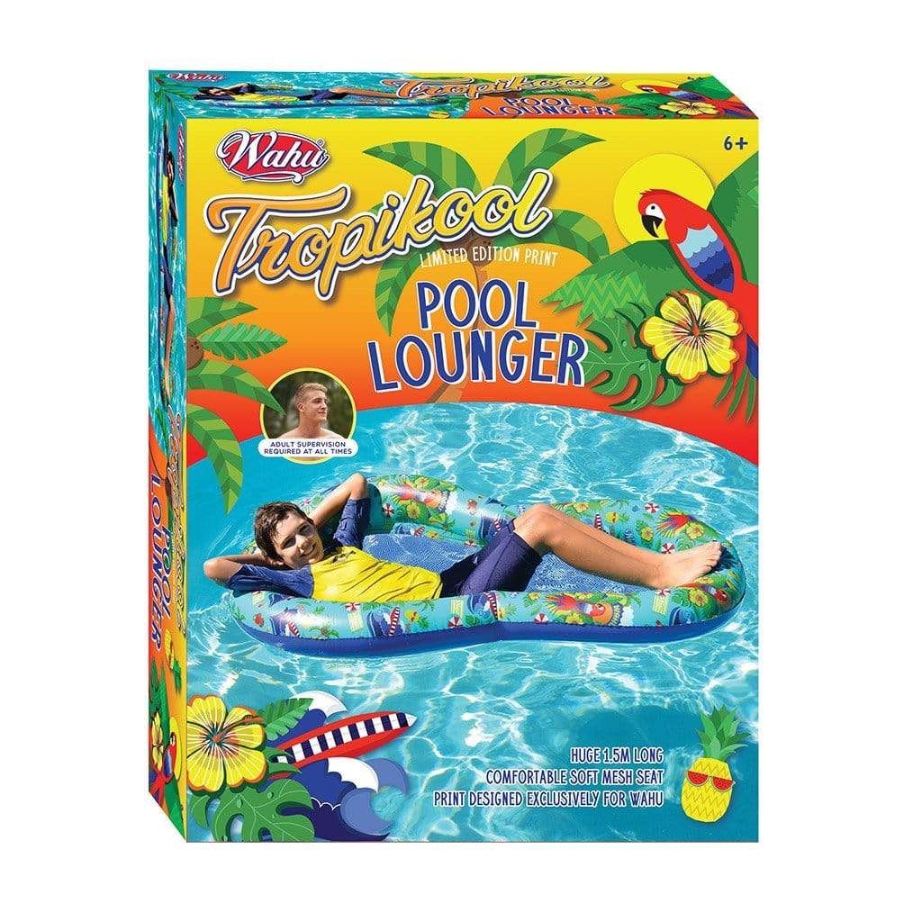 Wahu Tropikool Pool Lounger Inflatable