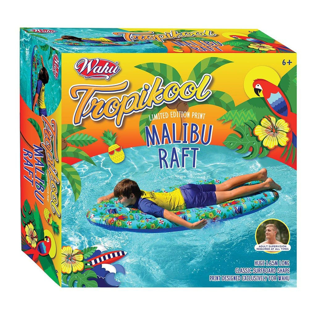 Wahu Tropikool Malibu Raft Inflatable Pool