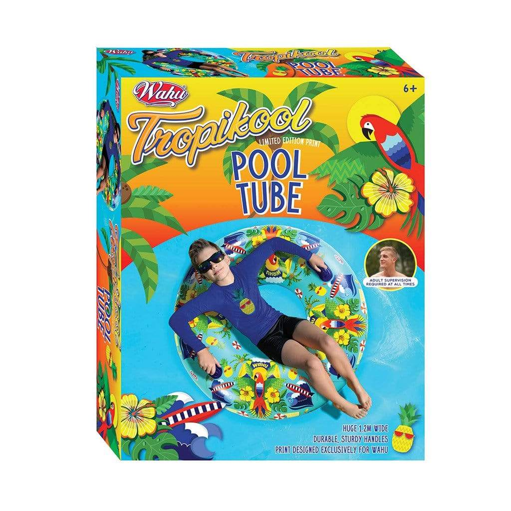 Wahu  Tropikool Pool Tube Inflatable