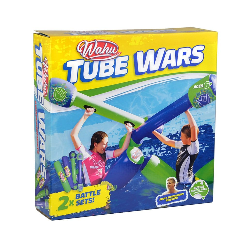 Wahu Tube Wars Pool Inflatable