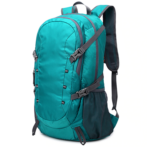 Turquoise Outdoor Hiking Backpack