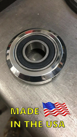 ALL METAL Lower Steering Column Bearing 73-79 Ford Trucks and 76-79 Broncos