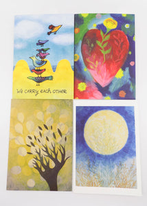 Multiple Handmade Cards I