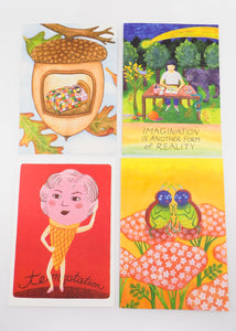 Multiple Handmade Cards II