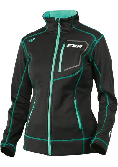 FXR W ELEVATION TECH ZIP-UP 18