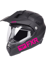 Load image into Gallery viewer, FXR OCTANE X RECOIL HELMET W/ ELEC SHIELD 19