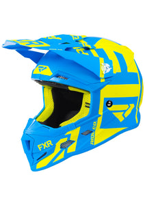 FXR YOUTH BOOST CLUTCH HELMET 19