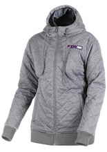 Load image into Gallery viewer, FXR W ADVENTURE QUILTED HOODIE 19