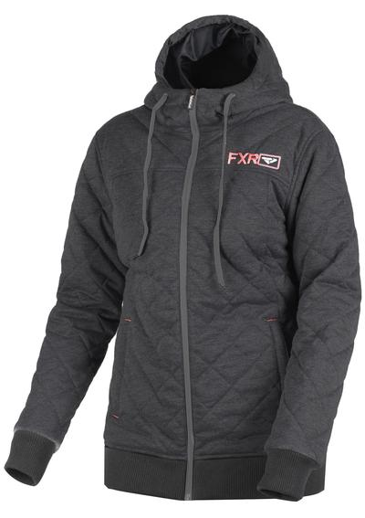 FXR W ADVENTURE QUILTED HOODIE 19