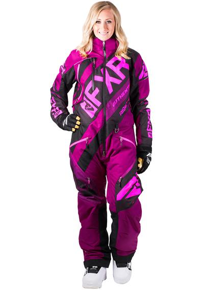 FXR W CX INSULATED MONOSUIT 19