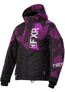 FXR YTH FRESH JACKET 20