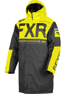FXR YTH WARM-UP COAT 20