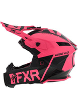 Load image into Gallery viewer, FXR HELIUM RIDE CO HELMET 20