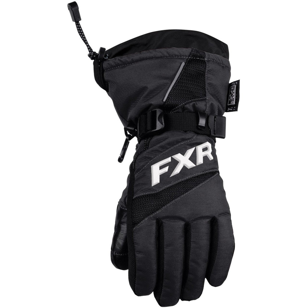 FXR Helix Race Child Glove 20