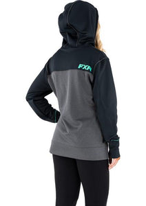 FXR W PURSUIT TECH PULLOVER HOODIE 21