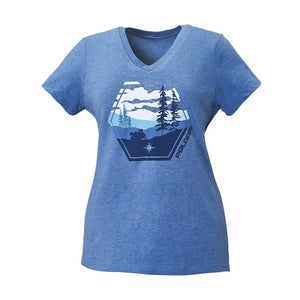 Polaris Women's Scenic Graphic T-Shirt with Polaris® Logo