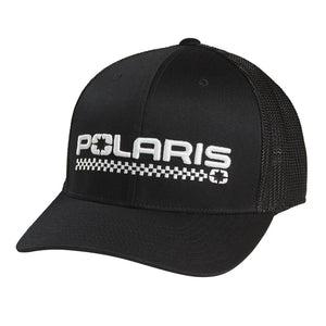 Polaris Checkered Hat