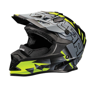 Polaris 509® Altitude Adult Moto Helmet with Camera Mount
