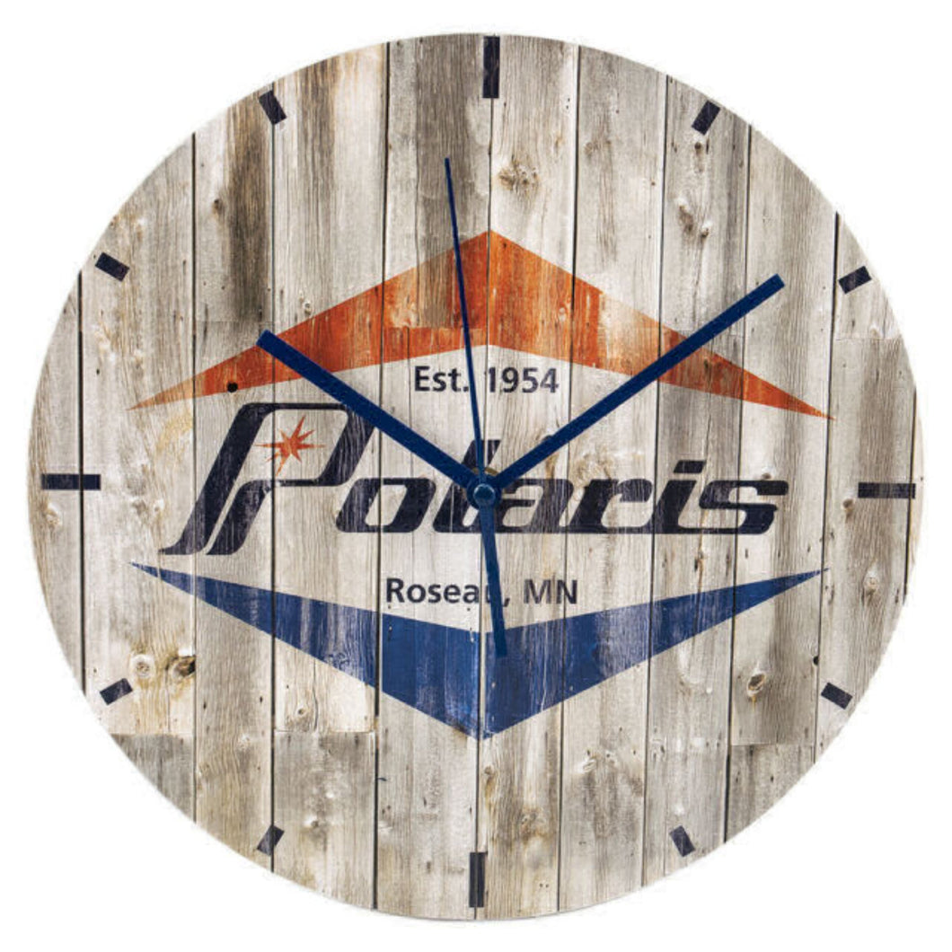 Polaris Retro Clock