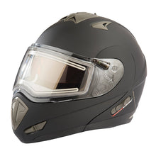 Load image into Gallery viewer, Polaris Modular 1.0 Adult Helmet with Electric Shield, Black