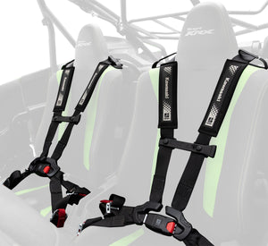 Kawasaki CLICK-6® COMPLETE 6-POINT HARNESS