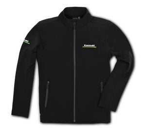 Kawaski 3 GREEN LINES SOFTSHELL JACKET
