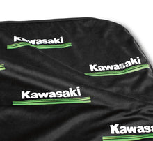 Load image into Gallery viewer, Kawaski 3 GREEN LINES BLANKET