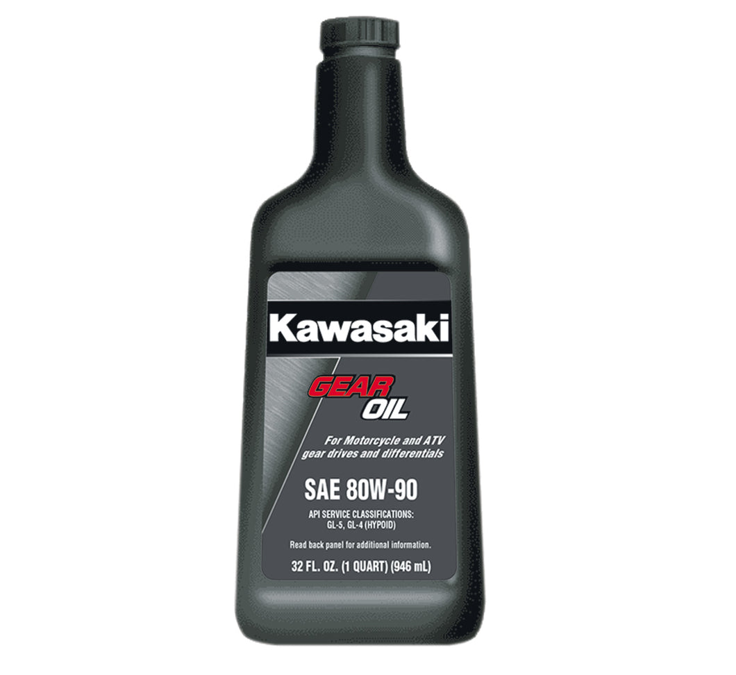 Kawasaki GEAR OIL, 1 QUART, 80W-90 Item# K61030-006A