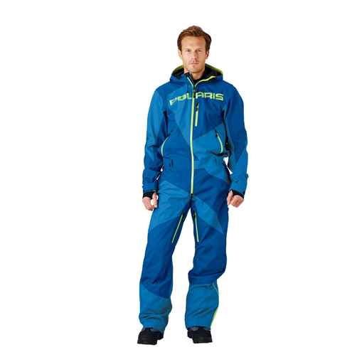 Polaris One Piece Snow Suit Blue L - 286852506
