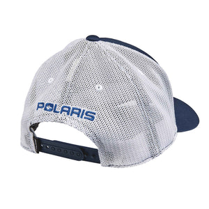 Polaris Men's Patch Hat with Polaris Ellipse Logo