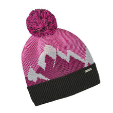 Load image into Gallery viewer, Polaris Women's Knit Mountain Beanie with Metallic Polaris® Tag
