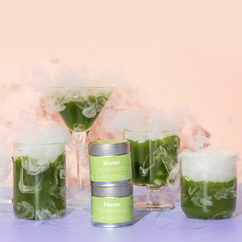 Pure Ceremonial Matcha By Blume