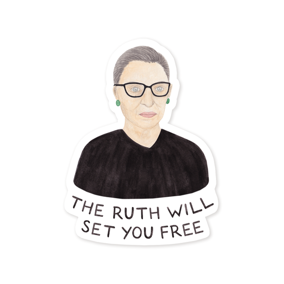 Ruth Sticker